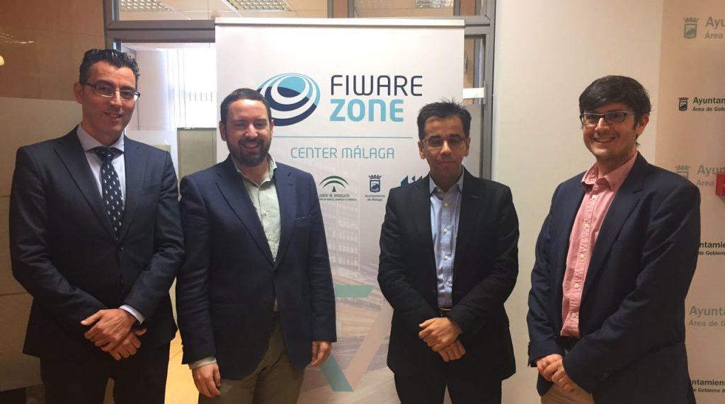 Evento FIWARE Zone Málaga