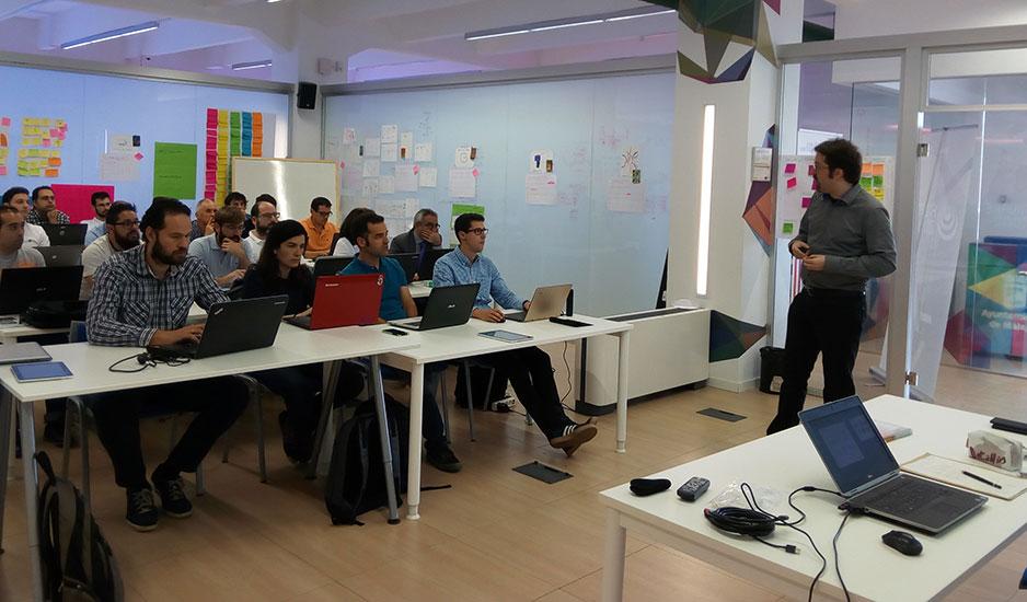 Taller avanzado expertos FIWARE en Málaga